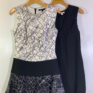 BCBG Maxazria S 4 Dress + Ella Moss bonus